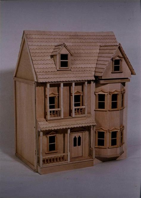 how to make a wooden dolls house make wood doll house image mag