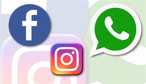 imagenes whatsapp facebook whatsapp facebook e instagram as 237 podr 225 s ocultar tu