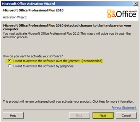 How To Activate Microsoft Office 2010 by How To Change An Office 2010 License Product Key 171 Jppinto