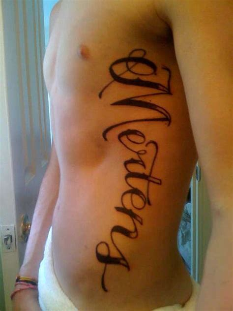 rib cage tattoos for men ideas rib cage name idea