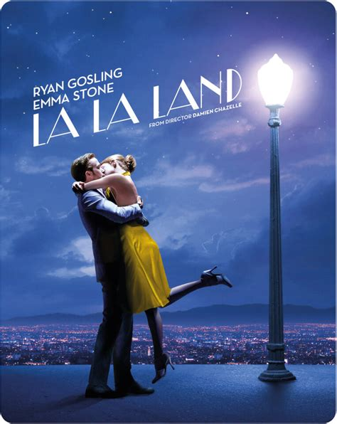 Plakat La La Land by La La Land Limited Edition Steelbook Zavvi