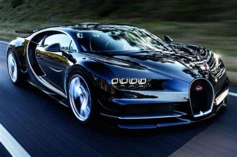 bugatti chiron specifications price