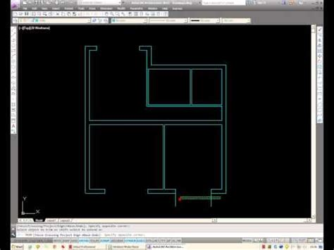 autocad tutorial in kannada plan drawing