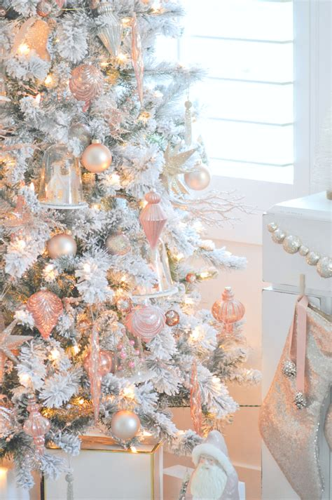 kara s party ideas 187 blush pink vintage inspired tree