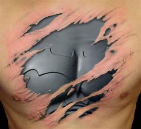 crazy cool tattoo designs this collection of messed up 3d tattoos is sick boredombash