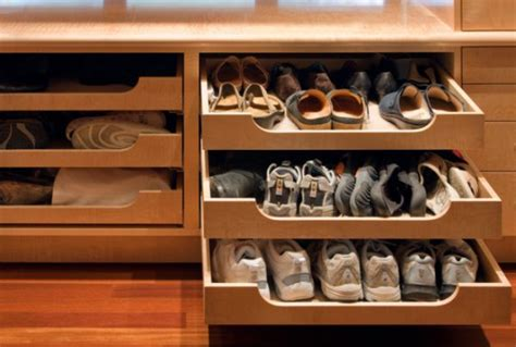 Shoe Storage With Drawers by 19 Versatile And Practical Pull Out Shelf