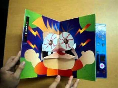 cuentos infantiles con imagenes en 3d mi extra 241 o amigo cuento infantil pop up fadp youtube