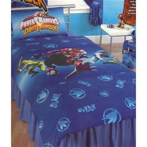 power rangers duvet set official power rangers dino thunder duvet cover and