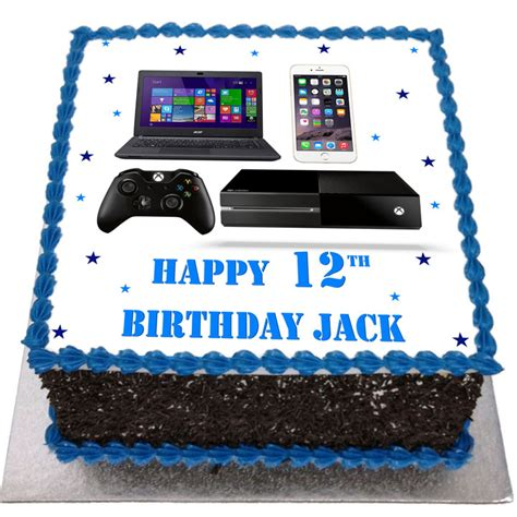 ps4 themes empty iphone laptop ps4 birthday cake flecks cakes