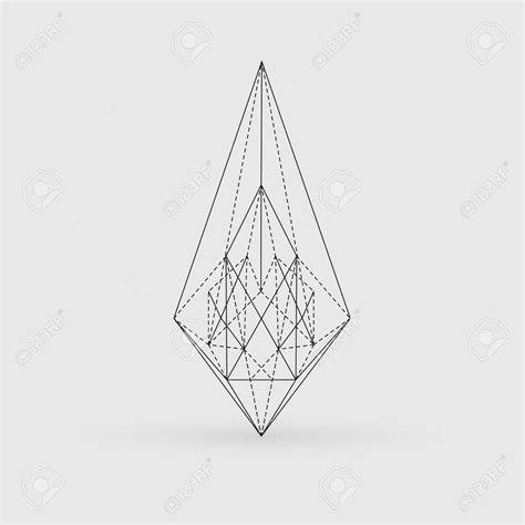 geometric line tattoo geometry line clipground