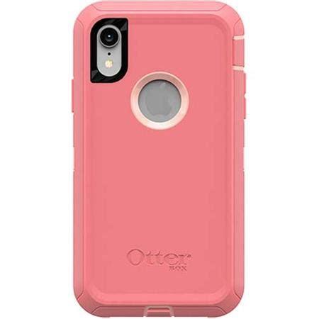otterbox defender for iphone xr pink lemonade