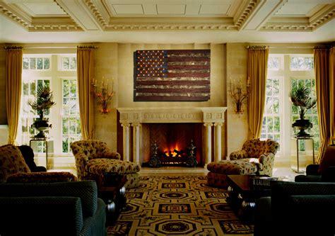 usa home decor american flag weathered wood edison bulb 3d wooden