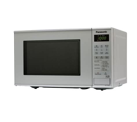 Microwave Oven Panasonic Nn Sm320m Buy Panasonic Nn K181mmbpq Microwave With Grill Silver Free Delivery Currys