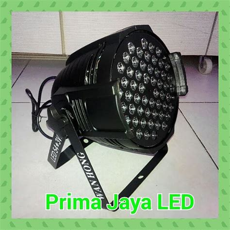 Led Panggung Par 54 X 3 Watt Rgbw new led par 54 x 3 watt rgbw