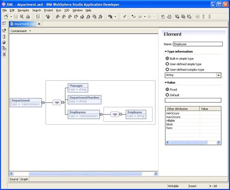eclipse xsd editor design view eclipse web tools platform project wiki ibm contributions