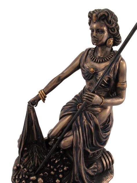 demeter greek goddess statue demeter greek goddess quotes quotesgram