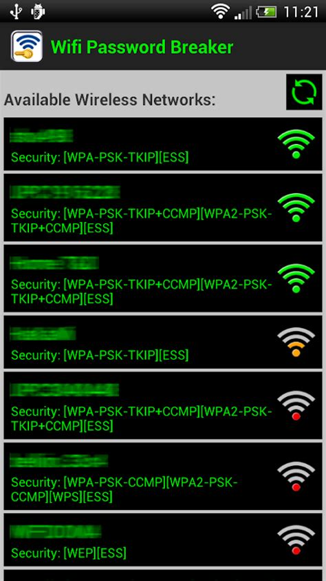 tutorial hack wifi password android wifi network hack