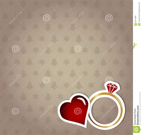card images engagement card concept royalty free stock