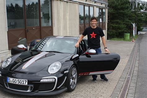 J Leno Singer Porsche by Webber Porsche Gt3 Rs 4 0 Carz