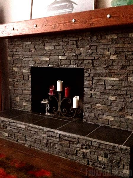 Slate Panels For Fireplace by Buy Panels Siding Creative Faux Panels