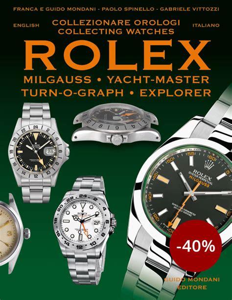 Rolex R 3628 mondani guido mondani