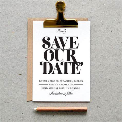 pre order for dec 15 printable wedding save the date