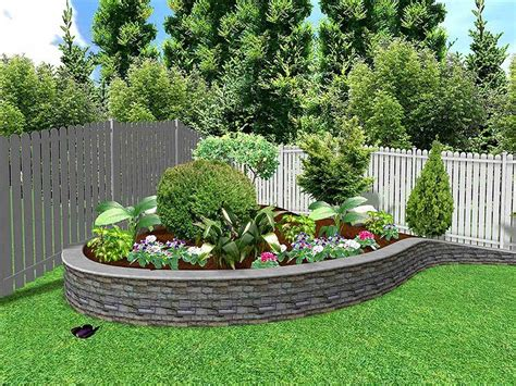 diy home design ideas landscape backyard cheap best diy for small gardens on a landscaping ideas