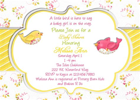 Gift Card Baby Shower - invitation cards for baby shower theruntime com