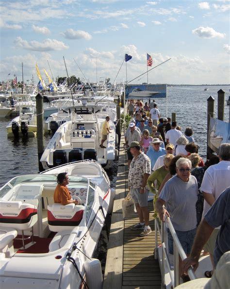 boat financing stuart stuart boat show event dock installation allsports