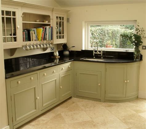 Farrow And Shaded White Kitchen Units by Modern Country Style Farrow And Shaded White Colour