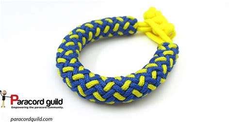 two color paracord bracelet 2 color hansen knot bracelet paracord guild
