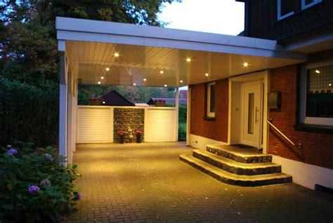 carport beleuchtung flachdachcarport aus holz konfigurieren und bestellen