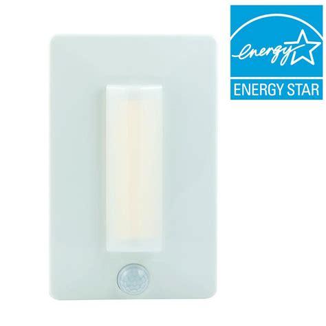 battery operated motion sensor light home depot ge enbrighten battery operated motion activated led light