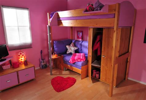 Casa High Sleeper by Stompa Casa High Sleeper Bed Build Your Own