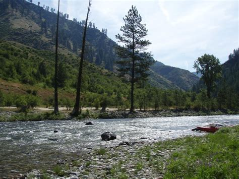 Rafting the West | Selway River