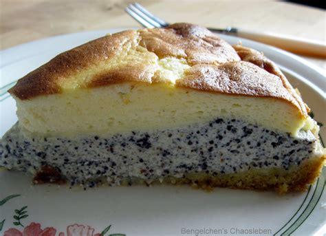 Bengelchen S Chaosleben Mohn Quark Kuchen Mit Schmandguss