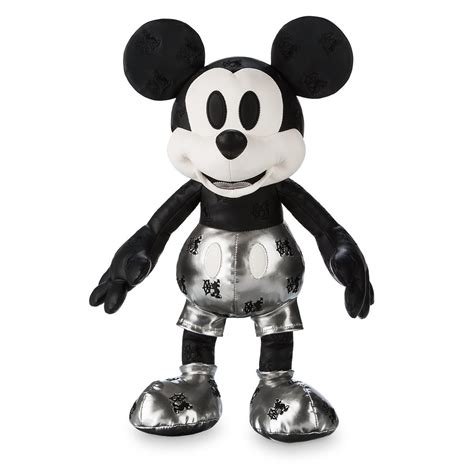 steamboat willie plush disney mickey plush mickey mouse memories steamboat willie