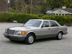 1988 Mercedes 300se 1988 Mercedes 300se With 36 000 German Cars