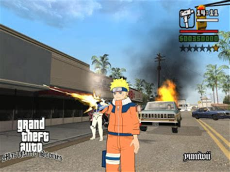 download game gta san andreas naruto version full pc download pc game quot gta san andreas naruto mod quot full