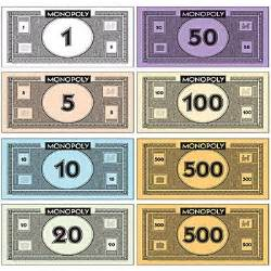 monopoly money templates the gallery for gt monopoly money template