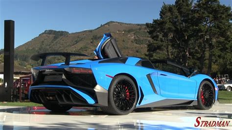 world premiere lamborghini aventador sv roadster start up revs driving youtube world premiere lamborghini aventador sv roadster start up revs driving youtube