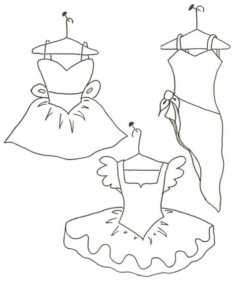 design your own dress coloring pages coloring pages