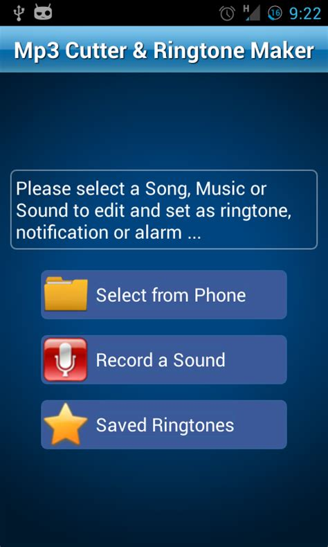 how to download mp3 cutter for mobile mp3 cutter and ringtone maker 1mobile com