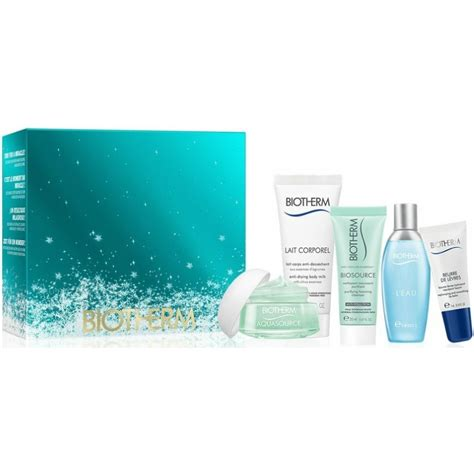 Biotherm Skincare Giftset biotherm a miracle gift set limited edition