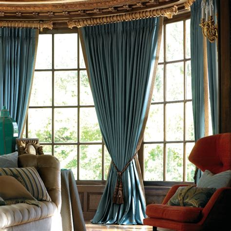 formal drapes living room living room formal living room design with blue windows curtains and chiar also cozy