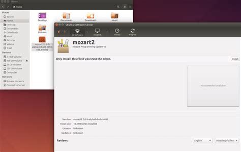 linux tutorial edx installing mozart louv1 1x edx