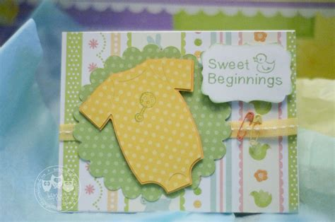Cricut Baby Shower Cards by Lorrie S Story December 2010