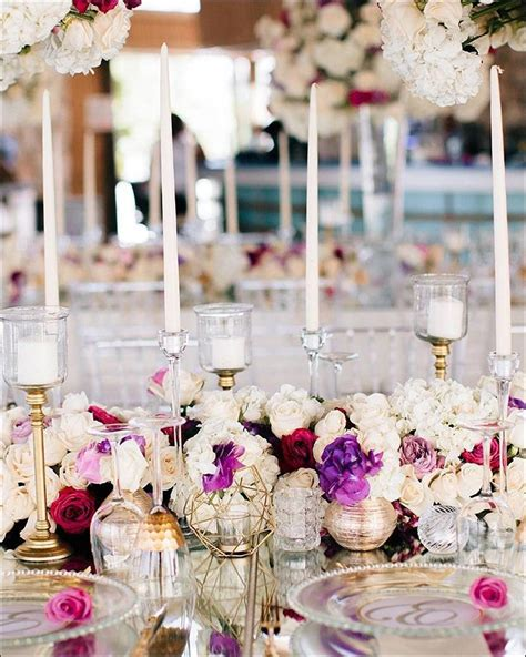 wedding centerpieces with candles and roses 2 wedding centerpieces 15 of the most exquisite