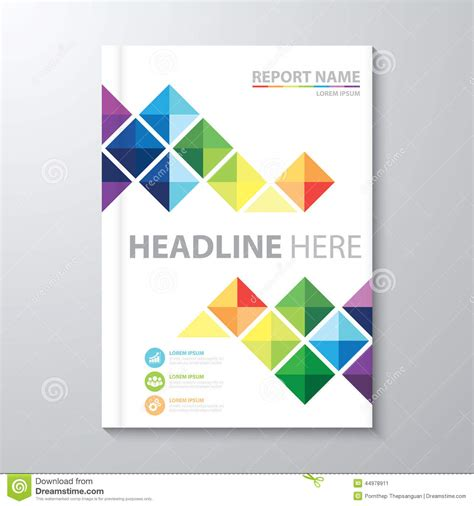 report covers templates annual report cover design template cover