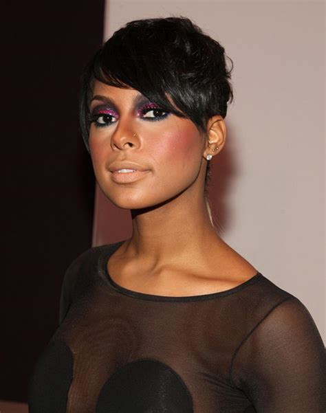 black people short hairstyles with bangs black short hairstyles with bangs for black women